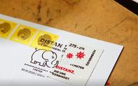 Bưu điện Áo phát hành mẫu tem COVID-19 đặc biệt in trên giấy vệ sinh