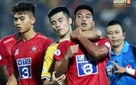 VFF ra hàng loạt án phạt nặng sau vòng 4 giai đoạn 2 V-League 2020