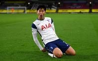 """Son Heung-min vươn lên độc chiếm ngôi """"Vua phá lưới"""", ghi bàn bẳng cả đội Arsenal cộng lại"""