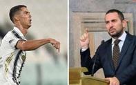 Ronaldo lại vướng vào pháp luật khi bị nhà chức trách Ý điều tra