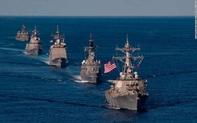 """Tập trận chung Mỹ-Nhật Keen Sword: """"Cảnh báo"""" trực diện gửi tới Bắc Kinh về tranh chấp đảo"""