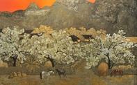 Giới thiệu gần 40 tác phẩm của nhóm họa sĩ Bảo tàng Mỹ thuật Việt Nam