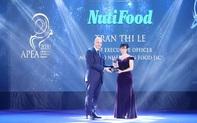 Nữ lãnh đạo duy nhất của ngành sữa nhận giải Doanh nhân xuất sắc châu Á