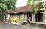 Bổ sung một số hạng mục của Dự án tu bổ, tôn tạo di tích đền Lăng, tỉnh Hà Nam
