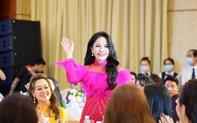 Đại sứ Happy Women Trần Thị An (An Nhiên) đại diện 5000 nữ lãnh đạo thắp lửa truyền cảm hứng - hướng về miền Trung