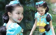 """Netizen phát cuồng vì con gái """"mỹ nhân đẹp nhất Philippines"""" hóa trang cho Halloween"""