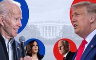 Cuộc chạy đua nước rút hai ứng viên Trump – Biden trước thềm Bầu cử Mỹ