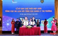 """Tổng cục Du lịch và Tổng cục Quản lý thị trường cùng """"bắt tay""""  xây dựng du lịch Việt Nam an toàn"""