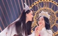 """Hoa hậu Tiểu Vy viết tâm thư xúc động gửi tới """"đàn em"""" Đỗ Thị Hà"""