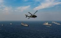 Hạm đội nào có thể tiếp sức Mỹ đối phó Hải quân Trung Quốc?