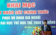 Khảo sát đánh giá chất lượng Trường ĐH Thể dục Thể thao Đà Nẵng