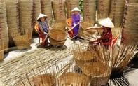 Tổ chức xây dựng và phát huy mô hình đan lát truyền thống của người Khmer