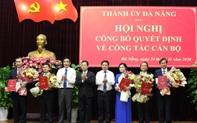 Đà Nẵng công bố quyết định về công tác cán bộ