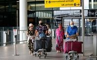 Nước Anh giảm thời gian cách ly cho khách du lịch vào nước xuống còn 5 ngày