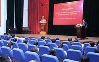 Hơn 100 đảng viên dự bị tham gia lớp bồi dưỡng lý luận chính trị
