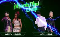 """Đoán tên thật dàn thí sinh Rap Việt: Karik quên sạch """"tên cúng cơm"""" của GDucky - MCK, Binz nhầm luôn họ của 16 Typh"""