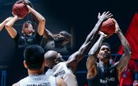 """Mở """"block party"""" ở VBA Arena, Thang Long Warriors vượt qua Hanoi Buffaloes để ghi tên vào VBA Finals 2020"""