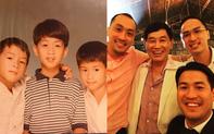 Phillip Nguyễn đăng hình chúc mừng sinh nhật người anh cả kín tiếng, vô tình tiết lộ ảnh hồi bé khiến fan bối rối không nhận ra anh chàng