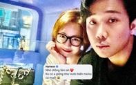 """Hari Won """"thả thính"""" Trấn Thành cực ngọt, lần này chính tả ra sao mà netizen phải trầm trồ: """"Ơ mây zing, gút chóp chị""""?"""