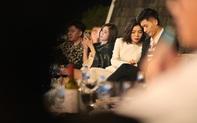 """Lệ Quyên và Lâm Bảo Châu gắn bó """"như hình với bóng"""" tại show Người tình"""