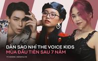 Dàn sao nhí The Voice Kids mùa đầu tiên sau 7 năm: Người lui về ở ẩn, người thành ca sĩ, rapper hot của Vpop