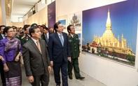 Khai mạc triển lãm ảnh Quan hệ hữu nghị đặc biệt Việt Nam - Lào