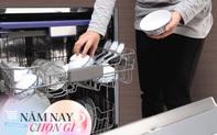 5 sản phẩm máy rửa bát được săn đón nhất năm 2020: Toàn của thương hiệu nổi tiếng, không một lời chê trách từ cả người khó tính