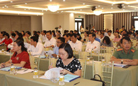 Tổ chức Hội thảo đánh giá thực hiện Đề án Hoàn thiện hệ thống pháp luật trong lĩnh vực văn hóa, gia đình đến năm 2021