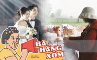 """Bà hàng xóm Công Phượng tiết lộ chính xác thời điểm Viên Minh lần đầu ra mắt nhà chồng, đính chính tin đồn """"đám cưới to"""" mời cả huyện"""