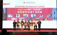Gần 500 tác phẩm mỹ thuật trưng bày tại Triển lãm Mỹ thuật Việt Nam 2020