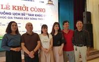 """Nhà hát Tuồng Việt Nam dàn dựng vở lịch sử """"Tam Khúc chúa"""""""