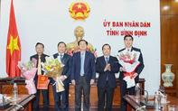 Công bố quyết định phê chuẩn kết quả bầu các chức vụ Chủ tịch và Phó Chủ tịch UBND tỉnh