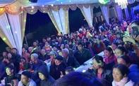 """Choáng ngợp hình ảnh gần 1000 người đến """"uống nước"""" chia vui với gia đình Công Phượng trước ngày đón dâu"""