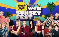 """Khán giả Việt Nam """"đói"""" một BXH âm nhạc uy tín gắn liền với một sân khấu âm nhạc, cuối cùng đã có câu trả lời: Wow Sunset Fest!"""