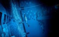"""Ấn tượng bể bơi sâu nhất thế giới """"hút hồn"""" các tín đồ lặn"""