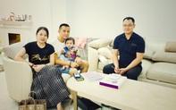 Ông bố đưa con chinh phục đỉnh Fanxipan khi mới 6 tháng tuổi