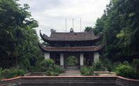 Bộ VHTTDL cho ý kiến về Dự án tu bổ, tôn tạo di tích chùa Ngự Câu, TP Hà Nội