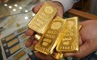 Giá vàng trong nước vẫn đắt hơn thế giới 4 triệu đồng/lượng