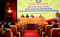 Phó Thủ tướng Thường trực yêu cầu ngành Ngân hàng đẩy mạnh cải cách