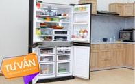 """Tư vấn gia đình có con nhỏ các mẫu tủ lạnh 4 cánh phân chia riêng biệt: Hạn chế tối đa nhiễm khuẩn chéo lại hô biến không gian bếp """"sang-xịn"""""""
