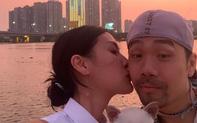 Kathy Uyên lần đầu công khai bạn trai sau khi chia tay mối tình 10 năm, tưởng ai xa lạ hóa ra bạn thân của vợ chồng Hà Tăng