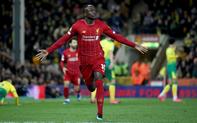 Không có bất ngờ nào xảy ra, Liverpool dễ dàng giành chiến thắng 1-0 trước Norwich đội hiện đang xếp cuối BXH