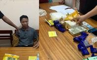 Nghệ An: CSGT tóm gọn đối tượng vận chuyển ma túy, mang 2 chai xăng để phi tang