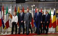 """Châu Âu """"thẳng thắn"""" với khu vực Balkan về con đường gia nhập EU"""