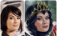 Sẽ ra sao nếu các Idol Hollywood hóa thân thành nhân vật Disney?