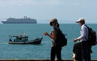 """Nữ du khách trên con tàu được cập cảng ở Campuchia dương tính lần 2 với Covid-19, Mỹ đưa công dân rời khỏi """"ổ dịch"""" ở Nhật"""