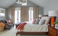 Những căn phòng ngủ gác mái đẹp mơ màng từng là ước mơ của không ít người
