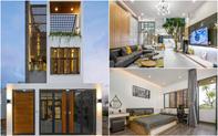 Ngôi nhà 100m² thiết kế thông minh, tiện lợi dành cho gia đình 3 thế hệ ở Đà Nẵng