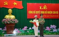 Công an tỉnh Đồng Tháp có tân nữ Phó Giám đốc