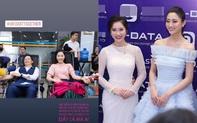 """Bà xã Shark Hưng lộ bí quyết """"dìm đẹp"""" Hoa hậu Lương Thùy Linh, hóa ra là do cùng chồng làm hành động này"""